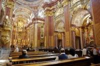 Stift Melk Abbey Church Austria