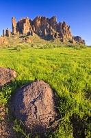 Superstition Mountains Arizona