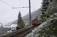 Switzerland Car Passengers Train