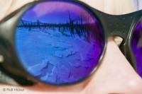 Good sport eyewear is a necessary item for your winter adventure vacation in the Brooks Range of Alaska.