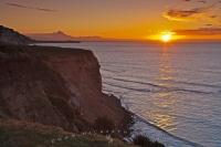 Taranaki Coastline New Zealand