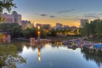 A location steeped in over 6000 years of history, The Forks, a designated National Historic Site of Canada is the number one tourist attraction in Winnipeg, the capital city of Manitoba.