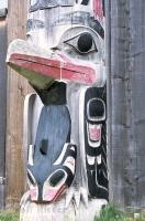 Totem Pole Old Masset