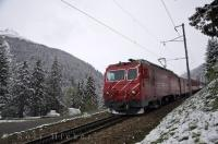 Switzerland Train Travel