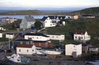 Trinity, Newfoundland in Canada is a historic coastal village in Trinity Bay and is well known throughout the province.