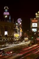 From broadway shows to concerts and everything in between, there's never a dull moment at night in Las Vegas, Nevada.