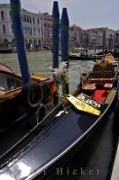 Venice Gondola Grand Canal