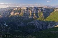 Verdon River Valley Photo Alpes De Haute France