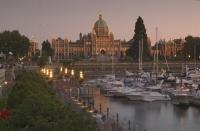 Victoria is a beautiful city to visit while in British Columbia, it is also a popular cruise ship and vacation destination