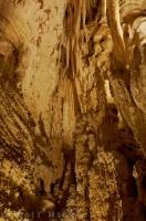 A picture of the formations seen in Aranui Cave at Waitomo Caves, Waikato, New Zealand.
