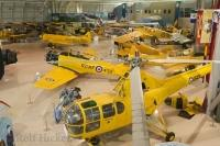 The Canadian Warplane Museum is situated in Hamilton, Ontario, Canada.