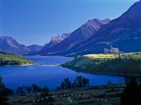 Photo of Waterton Lakes National Park in Southern Alberta, a great outdoor vacation destination