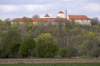 Amongst lush greenery atop a hill, you will find the Weihenstephan Brewery in Freising, Germany.