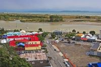 Situated at the mouth of the Whakatane River, the town of Whakatane is the main urban centre for the eastern  Bay of Plenty region on the North Island of New Zealand.