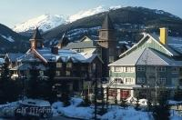 Whistler Town British Columbia