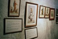 These historic pictures were found in the wine museum in Fira Santorini Greece.
