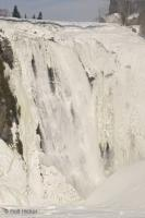 A popular winter destination is the Montmorency Falls Park also known as the Parc de la Chute Montmorency.