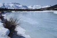 Winter Scenery Alaska