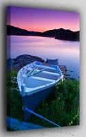 Wooden Boat in Newfoundland