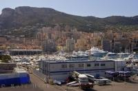 Yacht Club Port Hercule Monaco France