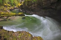 Atluck Creek Northern Vancouver Island