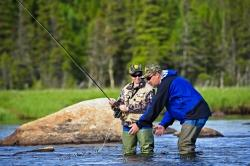 Fly Fishing Guide Main Brook