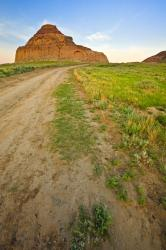 Sandstone Castle Butte