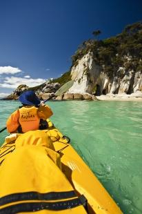 photo of Abel Tasman National Park Sea Kayaker Picture