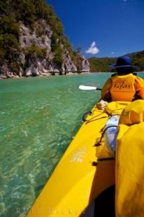 photo of Abel Tasman Sea Kayaking Adventure NZ