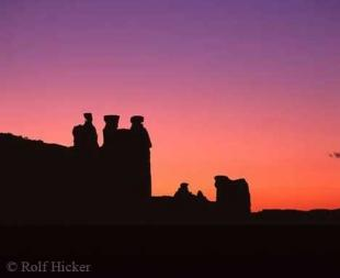 photo of The Three Gossips Arches National Park