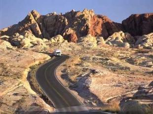 photo of Valley Of Fire Camper Road