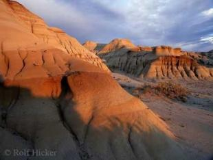 photo of Dinosaur Park Sand Stone Formations