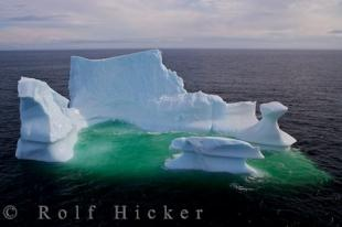 photo of Aerial Stock Photo Iceberg