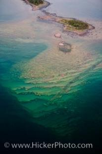 photo of Aerial View Of Islands Lake Superior Thunder Bay Ontario