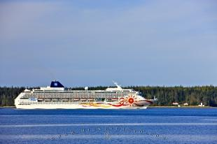 photo of Alaska Cruise Ship Vacation Inside Passage