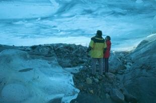 photo of Ice Cave Alaska Glacier Cruises
