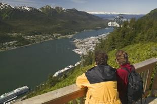 photo of Overlooking Juneau