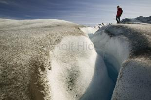 photo of alaska glacier walk