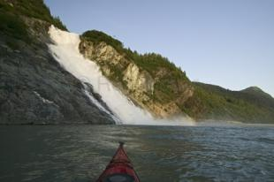 photo of Alaska Adventures Nugget Creek Falls