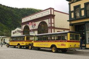photo of Skagway Alaska Street Tours