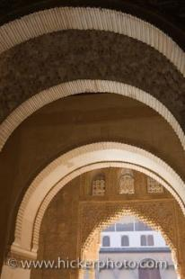 photo of La Alhambra Architecture Granada Spain