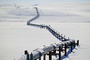 photo of Arctic Oil Pipeline Alaska