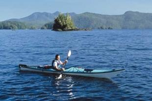 photo of BC Kayaking