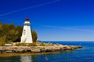photo of Big Tub Lighthouse Tobermory
