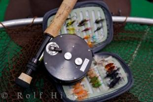 photo of Bogdan Fly Fishing Reel Gear Newfoundland Labrador Canada