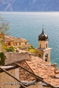 photo of Brescia Vacation Destination Limone Sul Garda Italy