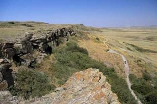photo of Buffalo Jump