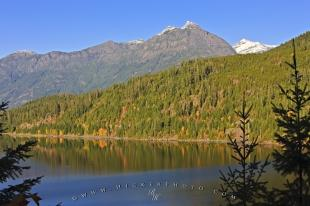 photo of Buttle Lake Strathcona Provincial Park BC Canada