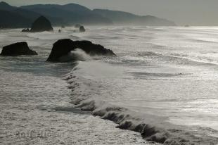 photo of Big Storm Cannon Beach Pictures