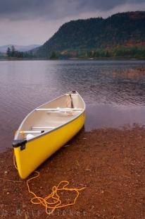 photo of Yellow Canoe Lake Fall Picture